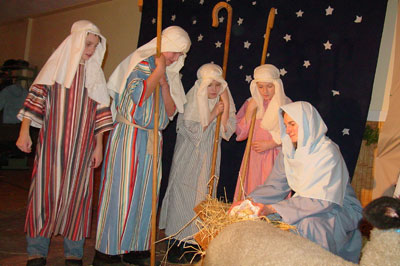 Albion Nativity